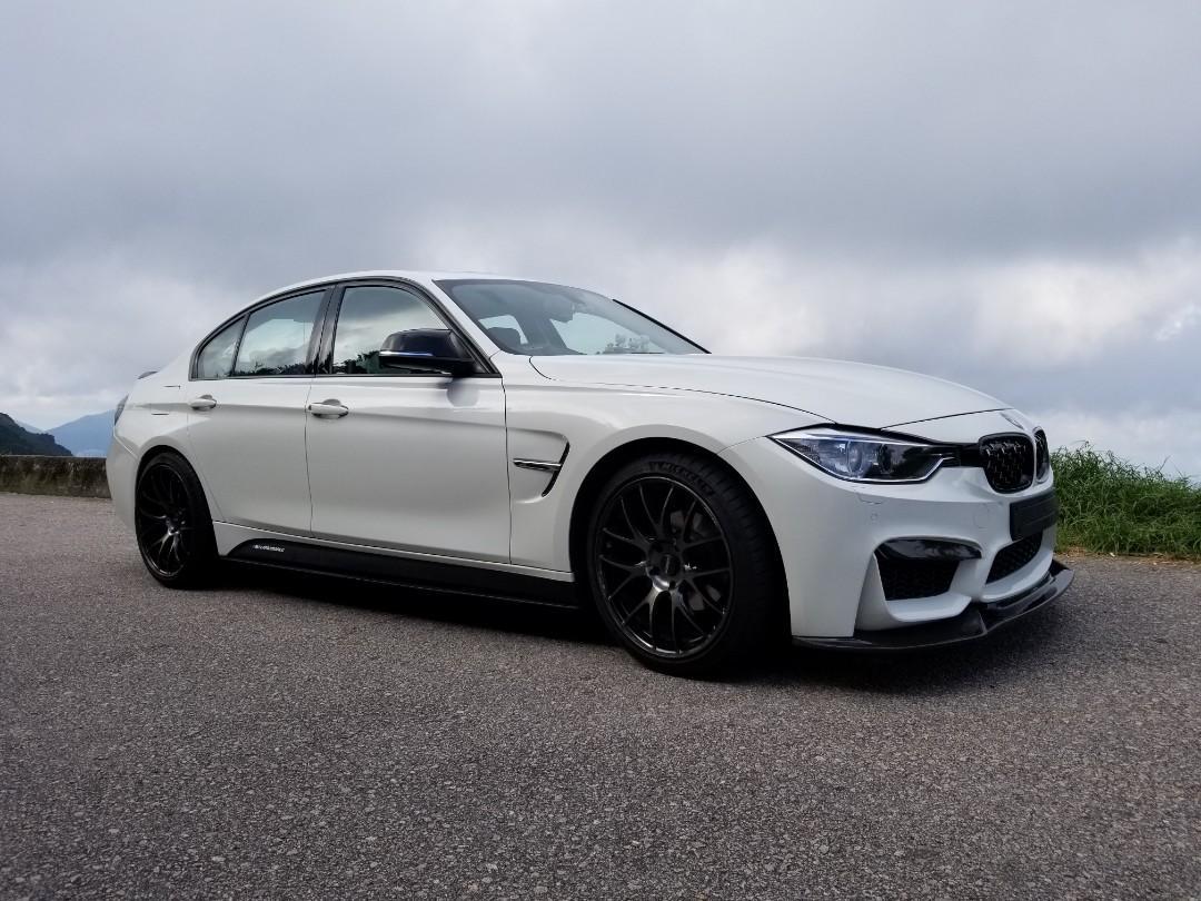 BMW 3系 F30 316i sport 2013