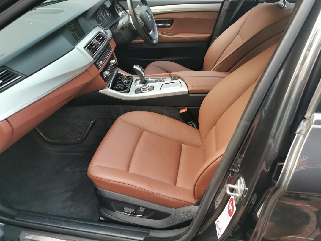 BMW 520I (1997cc) 2012