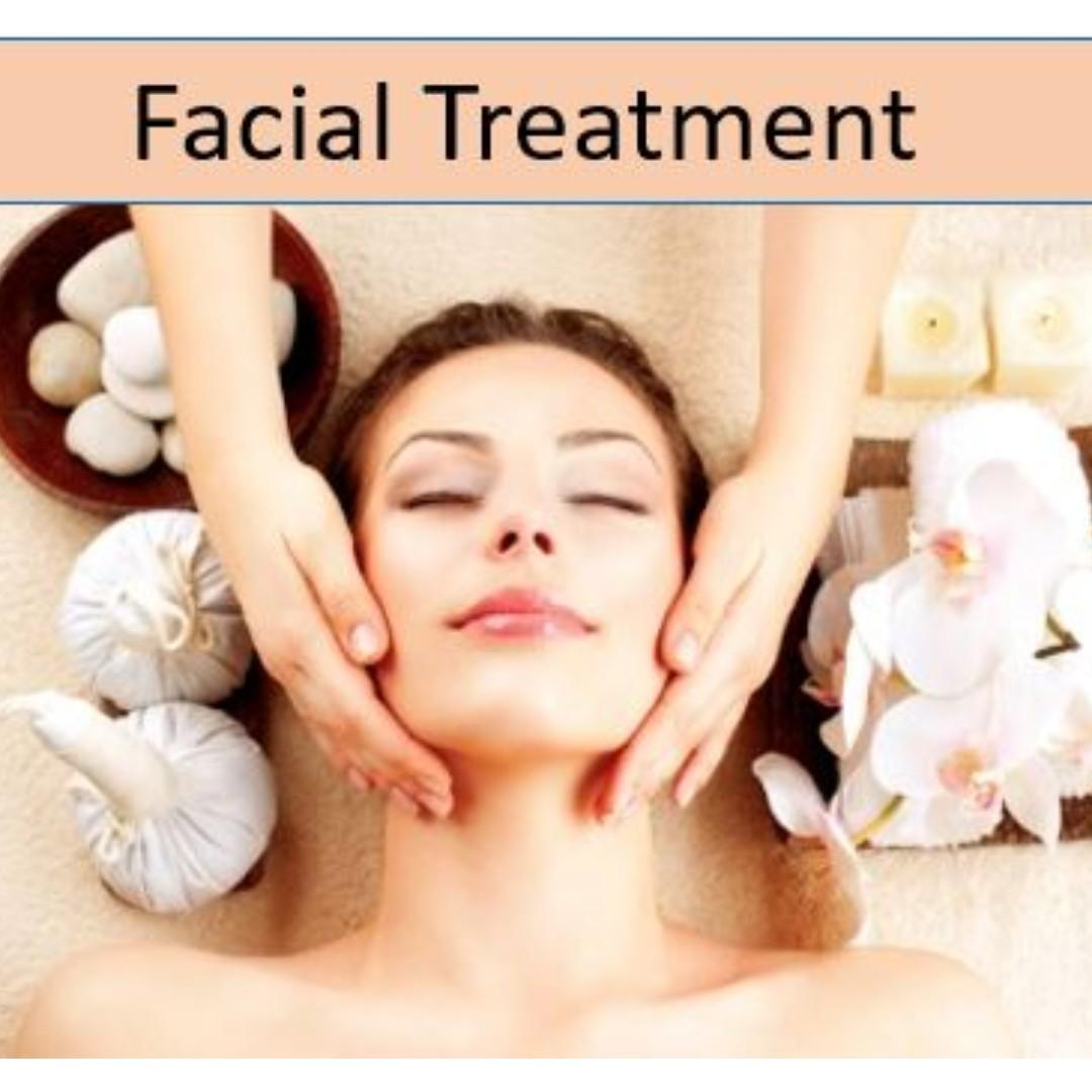 Body Massage & IPL Hair Removal & Waxing & Facial Treatment & Eyebrow Embroidery & Eyelash Extension