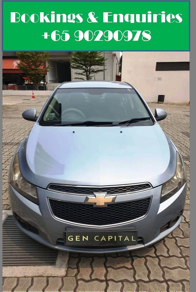 Chevrolet Cruze - Many ranges of car to choose from, great condition!