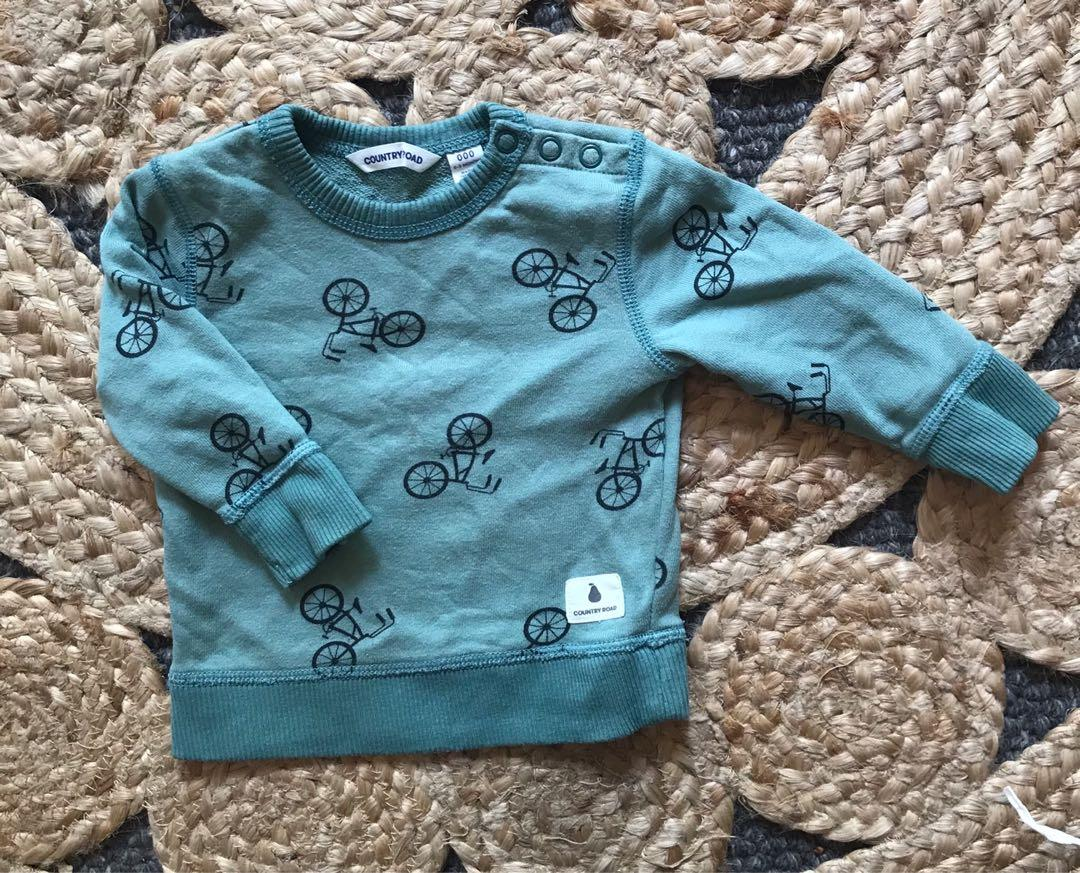 Country road baby jumper 000