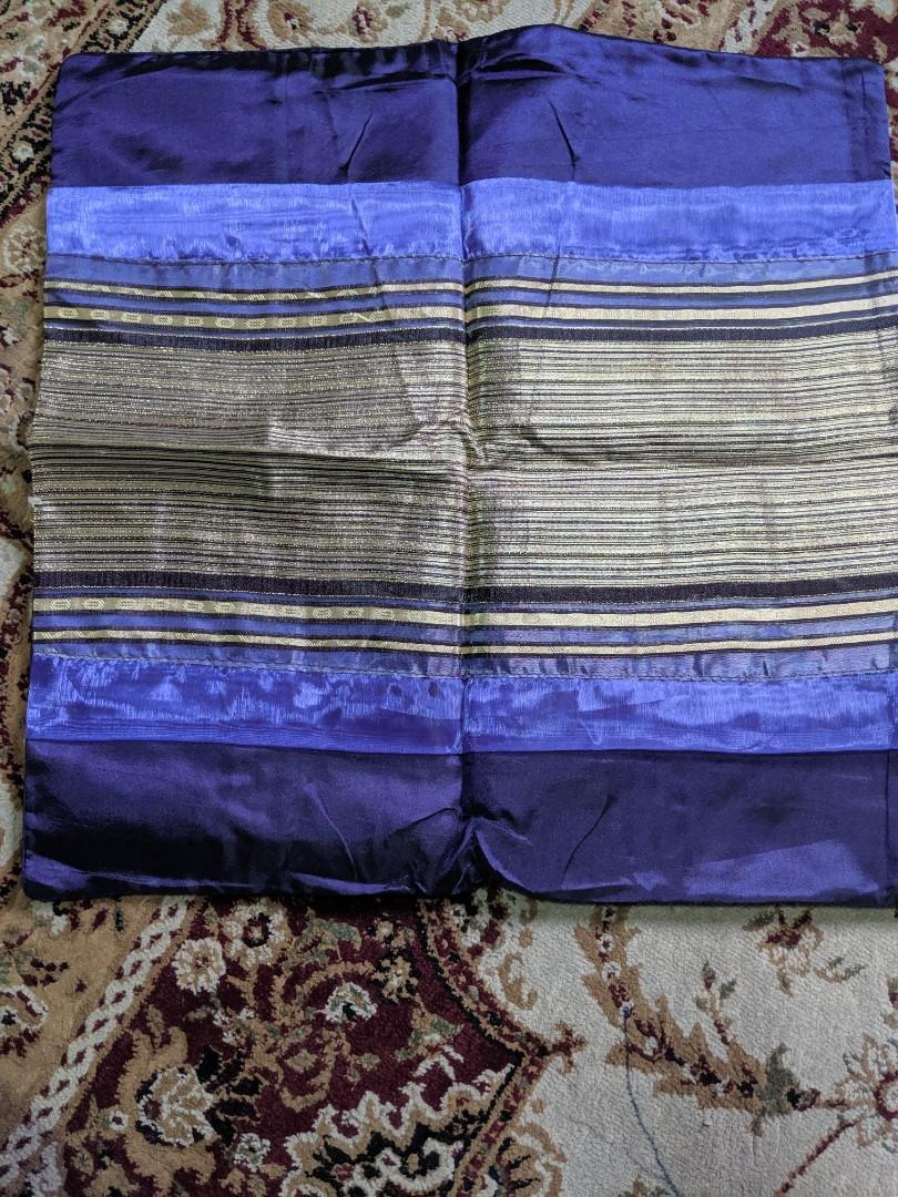Cushion Covers (Thai silk)