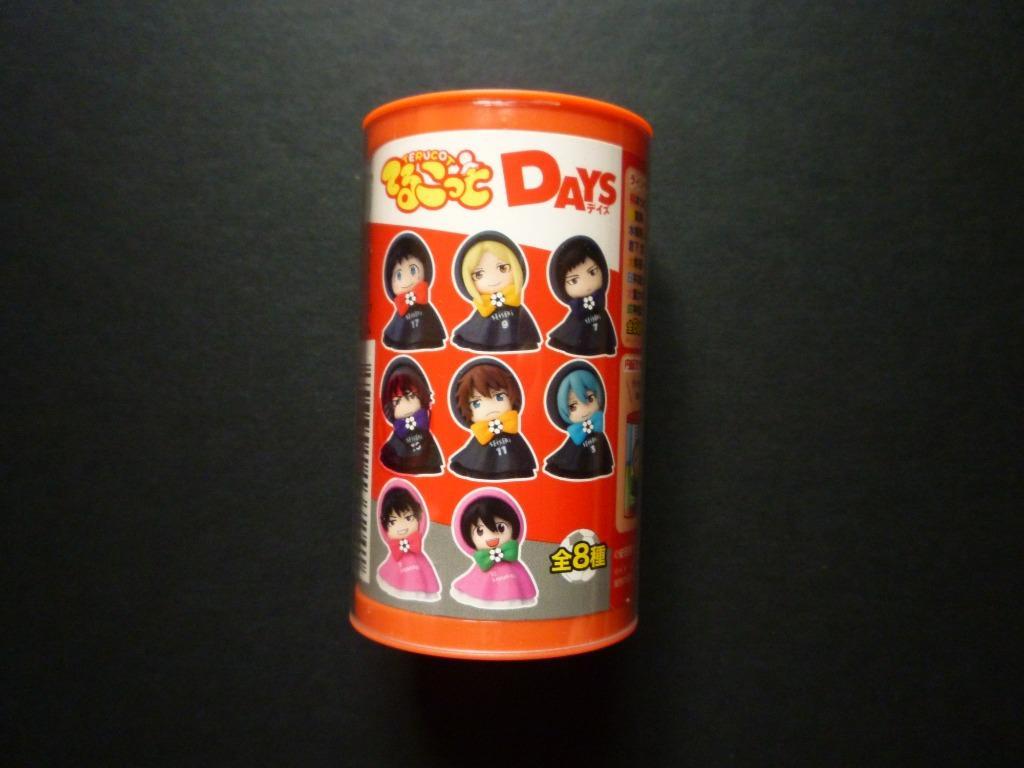 Days - Kimishita Atsushi - Terukotto Days Seiseki Koukou - Hyoujou Kae Ver. Charm Strap (Limited + Exclusive)