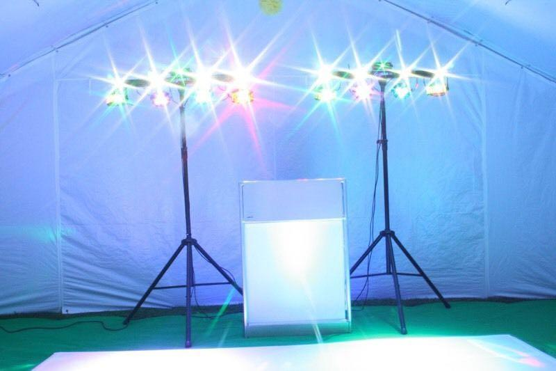 DJ service karaoke services lighting services photobooth