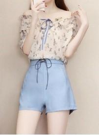 Dress Wanita Atasan dan Bawahan ( Satu SET )
