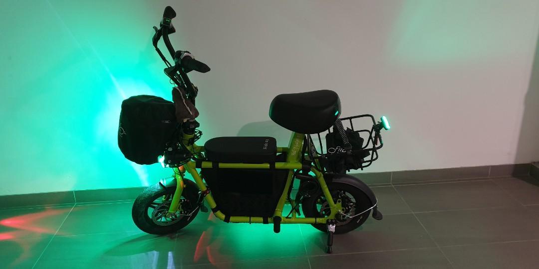 Escooter UL2272 - LTA standard Deposit $550, bal $800 upon delivery COD