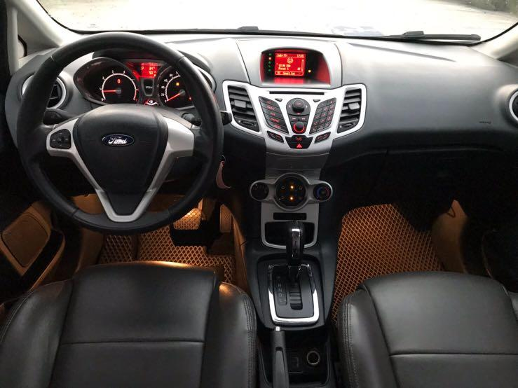 Ford Fiesta 2013年  1.6