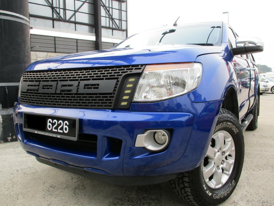 Ford Ranger 2.2 Auto Canopy no off road nice plate number