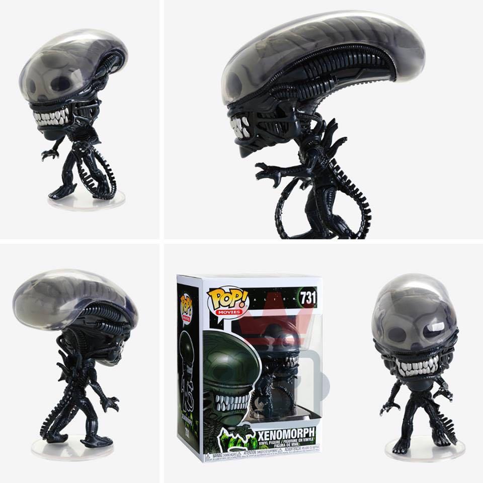 Funko Pop Movies Alien Xenomorph #731