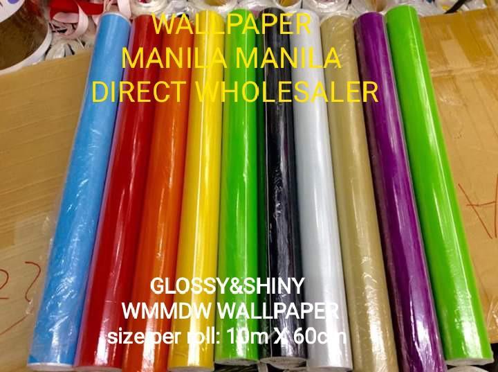 GLOSSY&SHINY WMMDW WALLPAPER