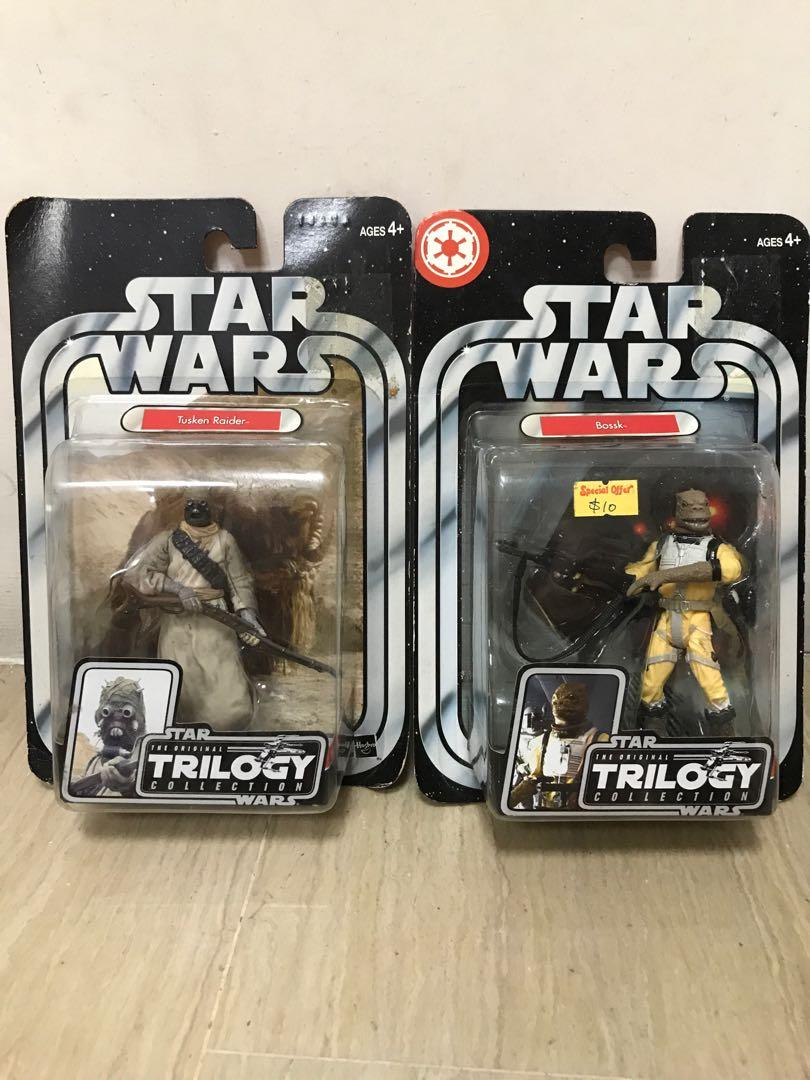 Hasbro Star Wars Original Trilogy Collection Otc Tusken