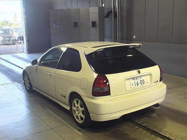 HONDA CIVIC TYPE-R EK9 1999