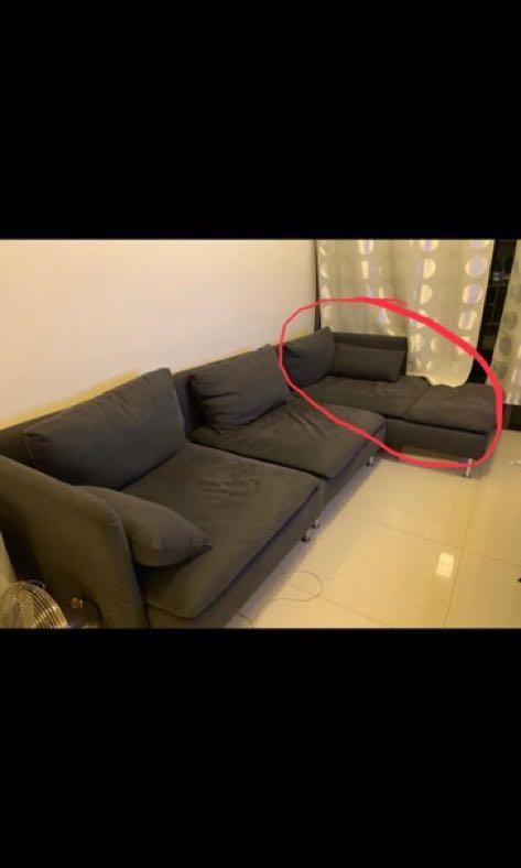 Ikea 3 seats sofa (can separate)