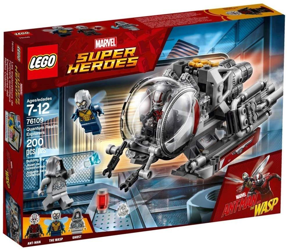 Ant-Man MiniFigure Yellow Jacket Set 76039 LEGO Super Heroes