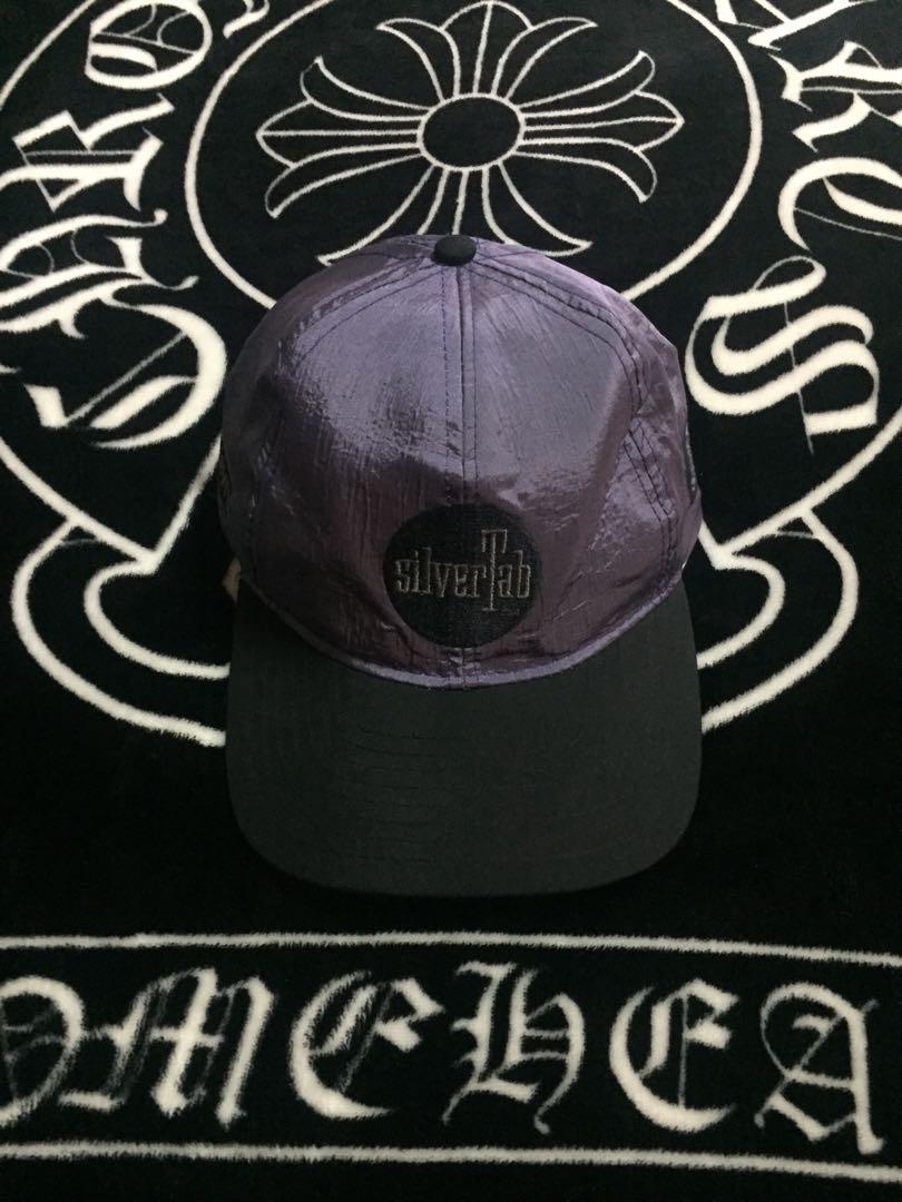 Levi's  黑紫 老帽  絕版
