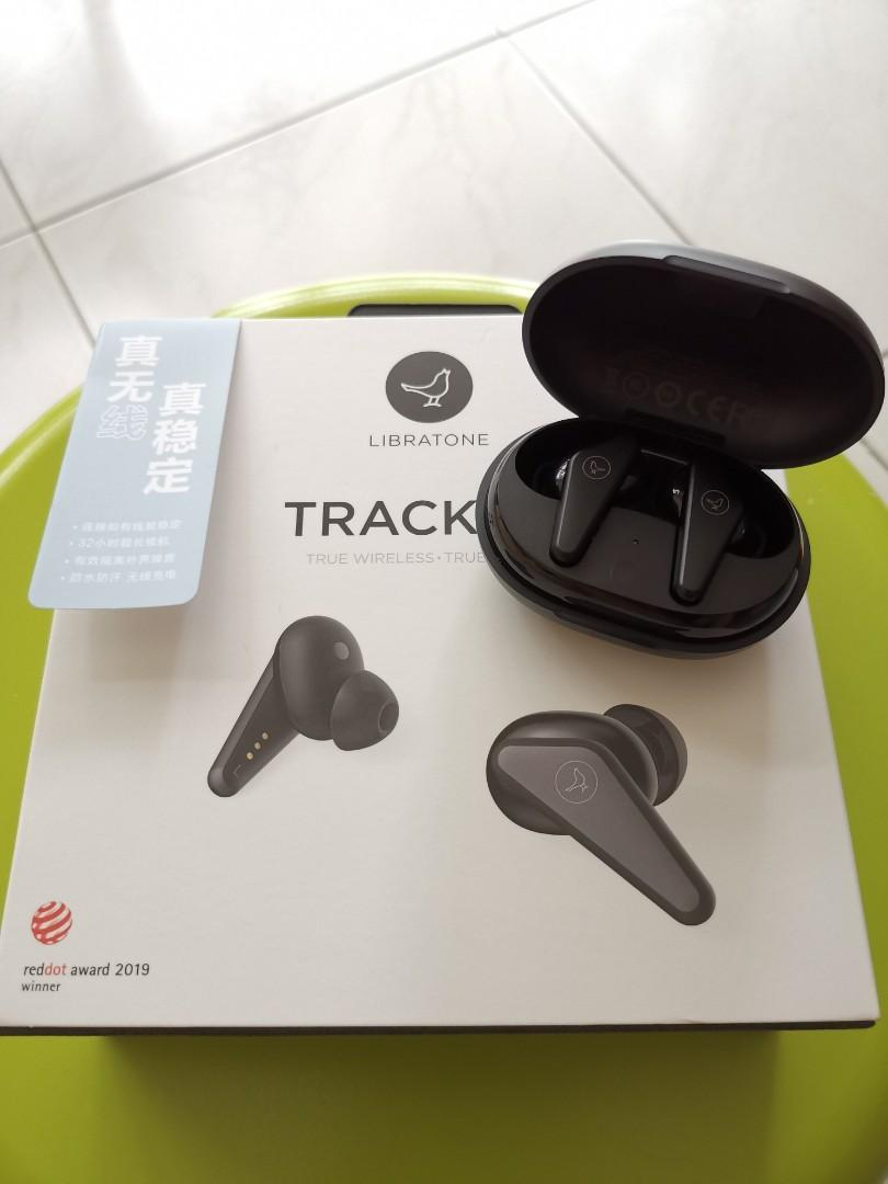 Análisis Auriculares Libratone Track Air + True Wireless