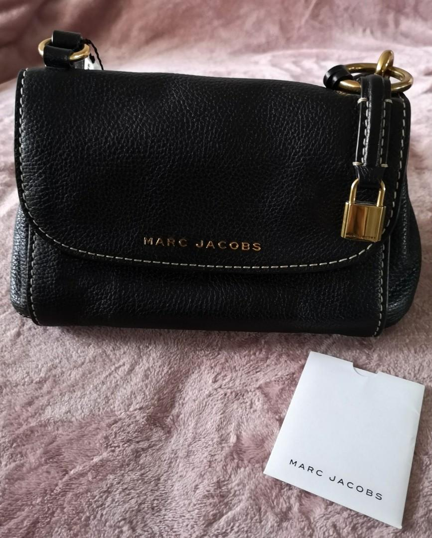 Marc Jacobs Mini Boho Grind Shoulder Bag new and unused