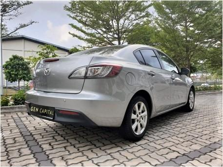 Mazda 3 1.6A Luxury *Cheapest rates, full support!
