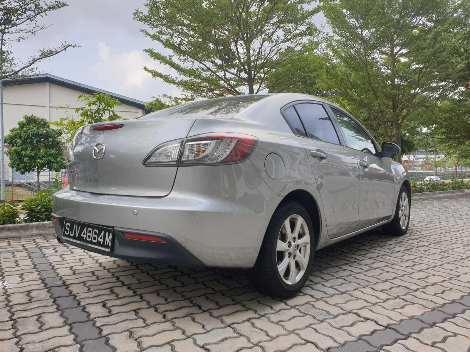 Mazda 3 - Many ranges of car to choose from, great condition!