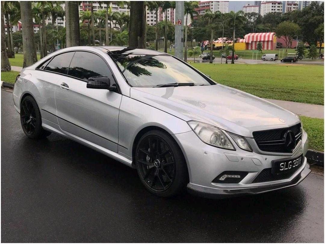Mercedes-Benz E250 Coupe Auto CGI