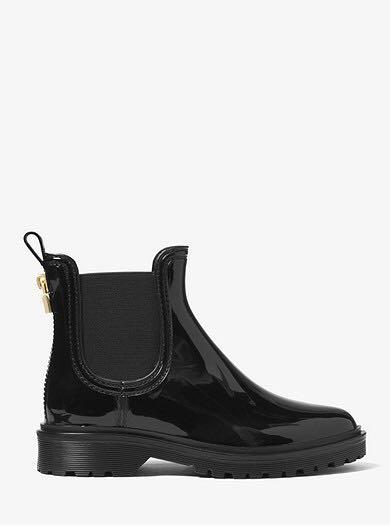 Micheal Kors Tipton PVC Rain Boots