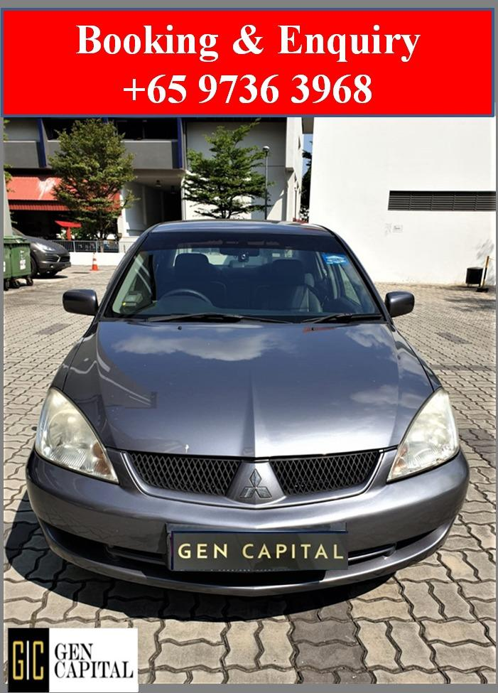Mitsubishi Lancer GLX 1.6A *Cheapest rates, full support!