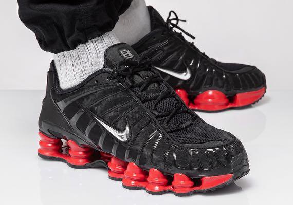 Dettagli su Nike Shox Tl Skepta 10 Us 44 Eu