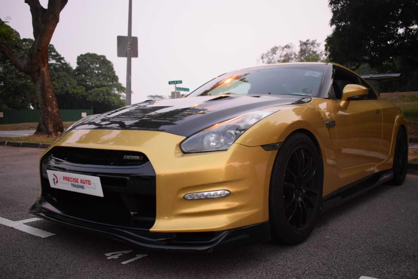 Nissan GT-R 3.8 Auto