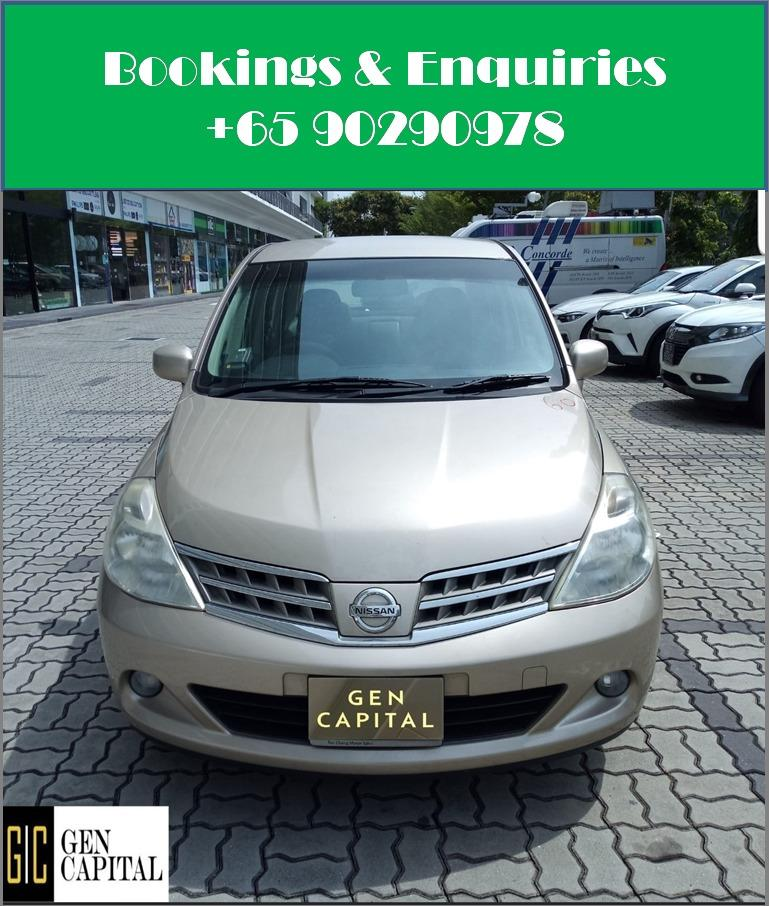 Nissan Latio - Many ranges of car to choose from, great condition!