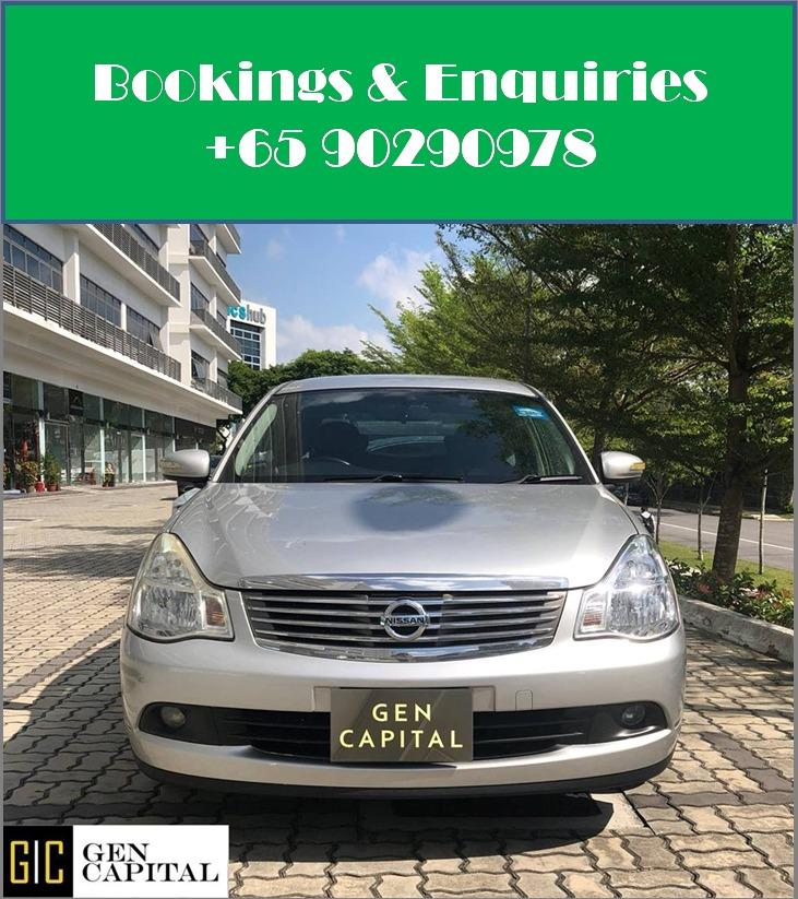 Nissan Sylphy - Many ranges of car to choose from, great condition!