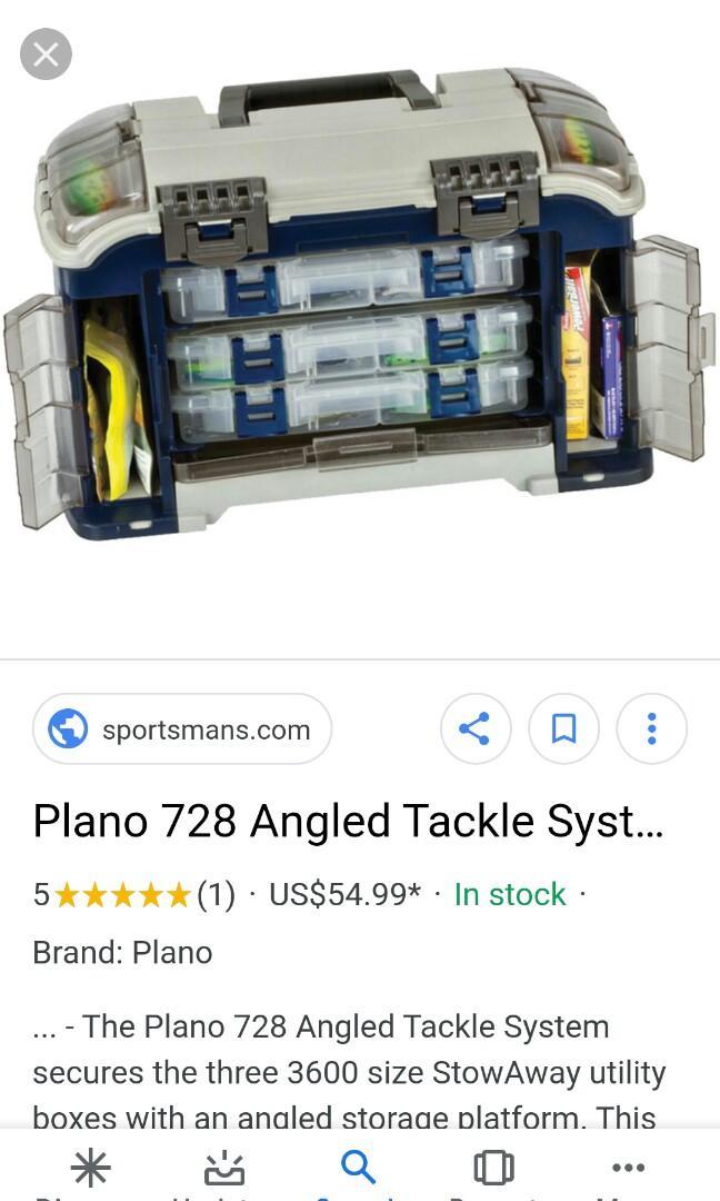 Plano Tackle Box (New)