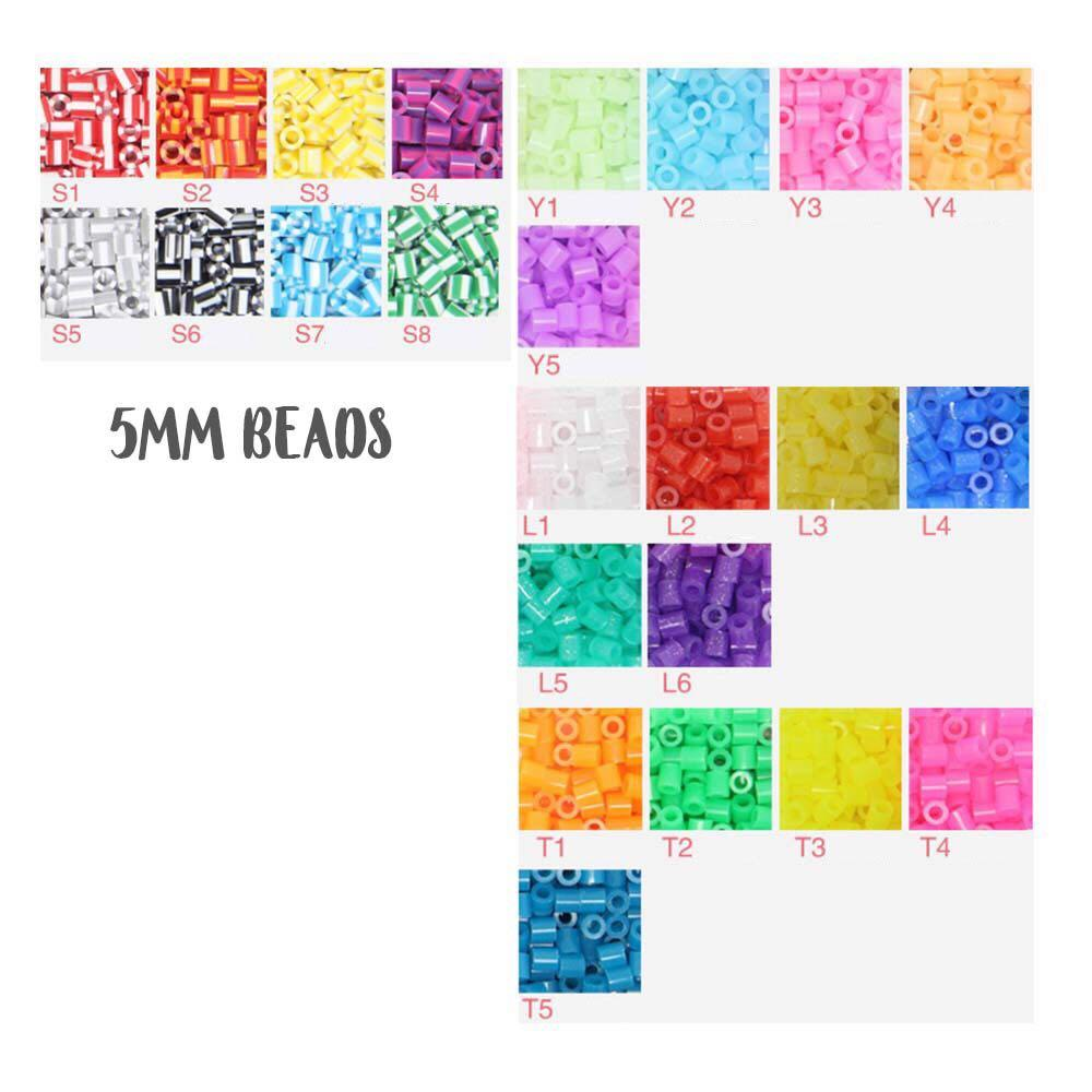 [PO] 5mm beads refill pack (similar to IKEA psylla beads)