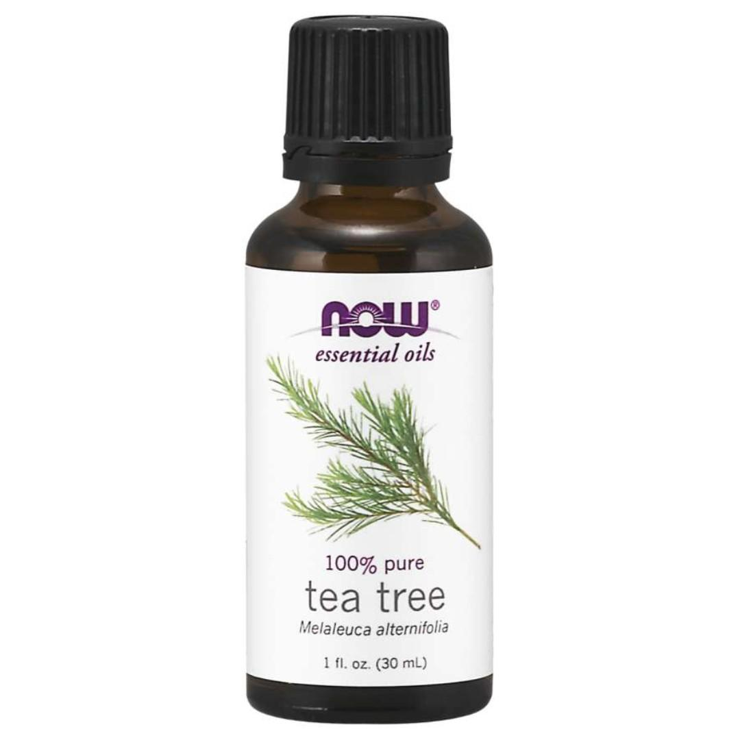 [Ready Stock] Now Foods Essential Oils 100% Pure Tea Tree Melaleuca 30ml