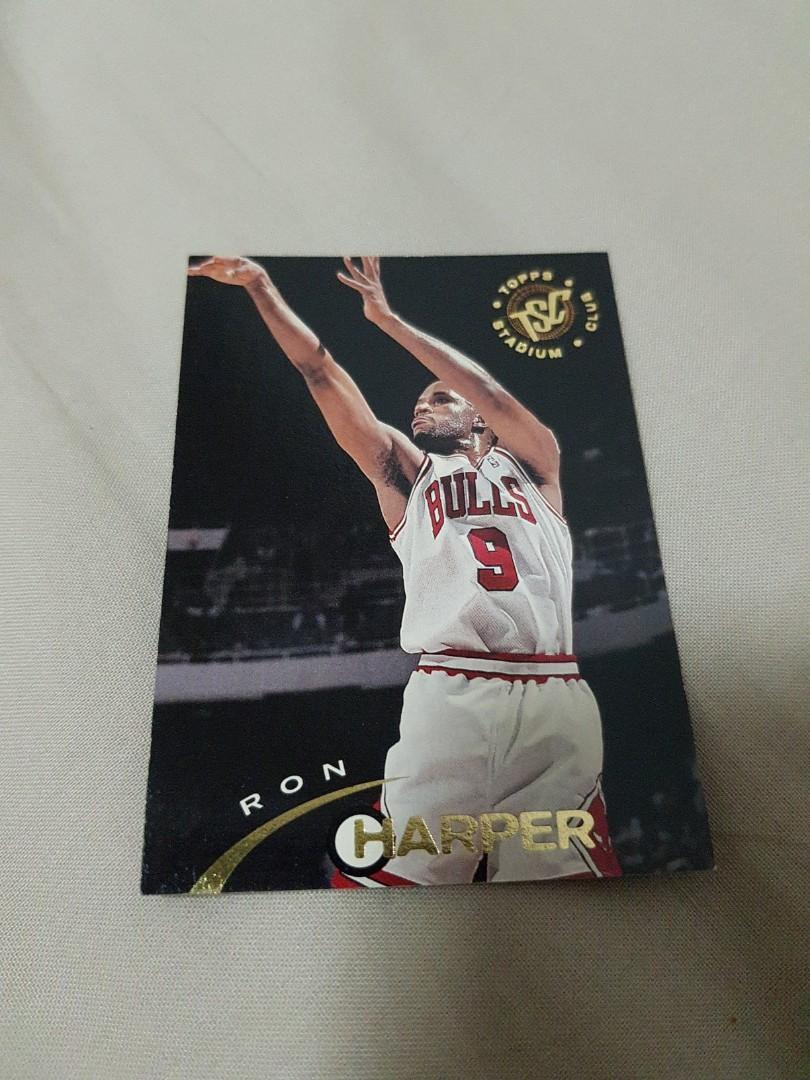 Ron Harper - NBA TSC