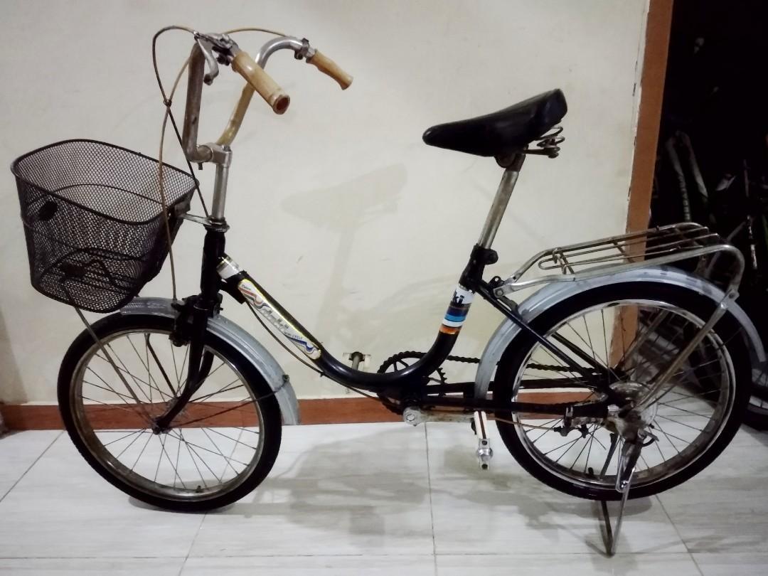 Sepeda Mini Deki Original 20 Olah Raga Sepeda Di Carousell