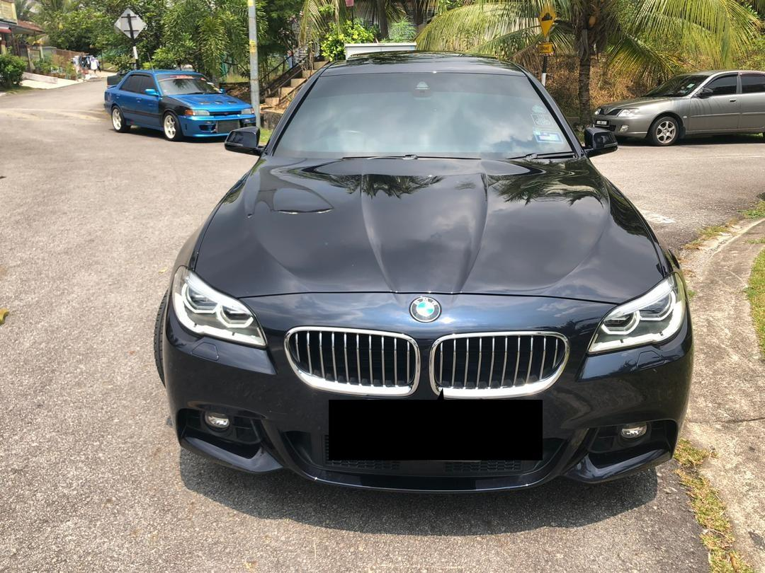 SEWA BELI>>BMW F10 528i M-SPORT FACELIFT 2.0 TWIN TURBO 2015/2018