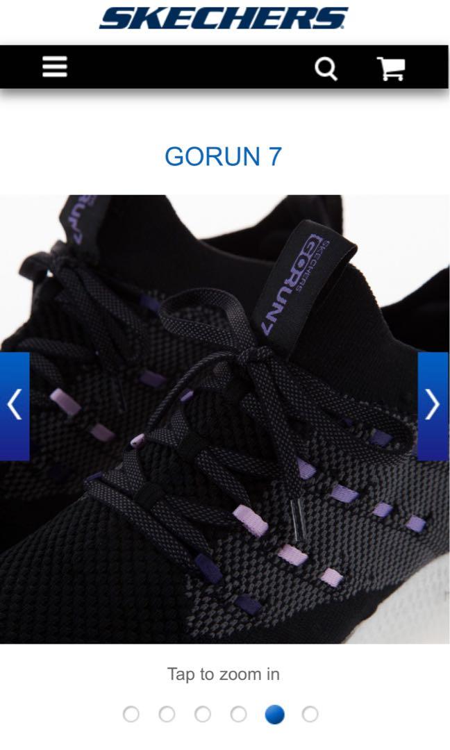 Skechers 女生慢跑鞋