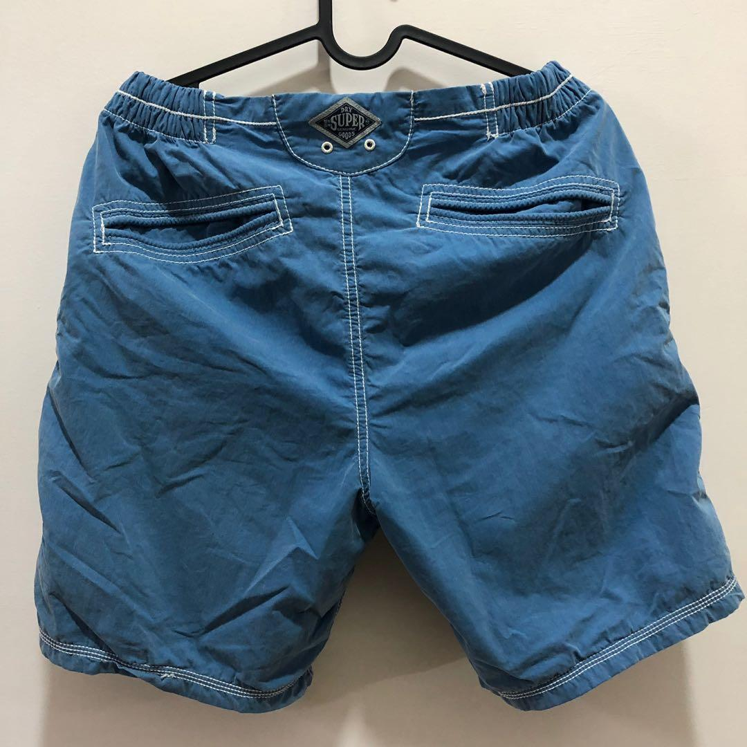 Superdry jersey swim shorts s 極度乾燥衝浪褲泳褲