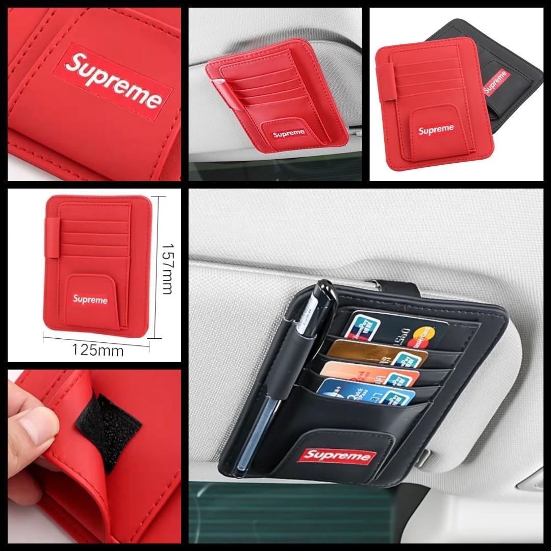 Supreme Car Holder / Supreme Card Organiser / Supreme Car  Accessories