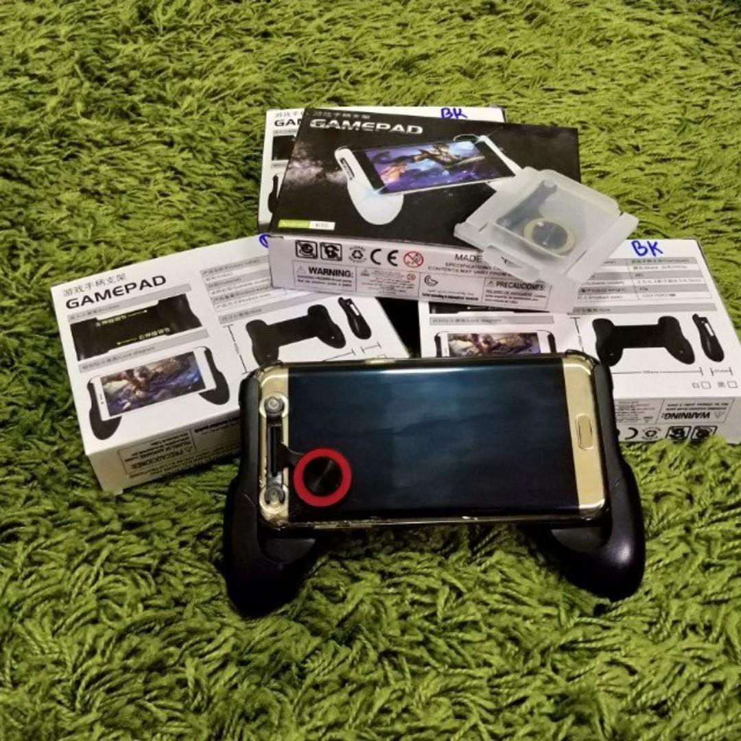 (T0001) Mobile Game Controller/ GamePad/ Grip