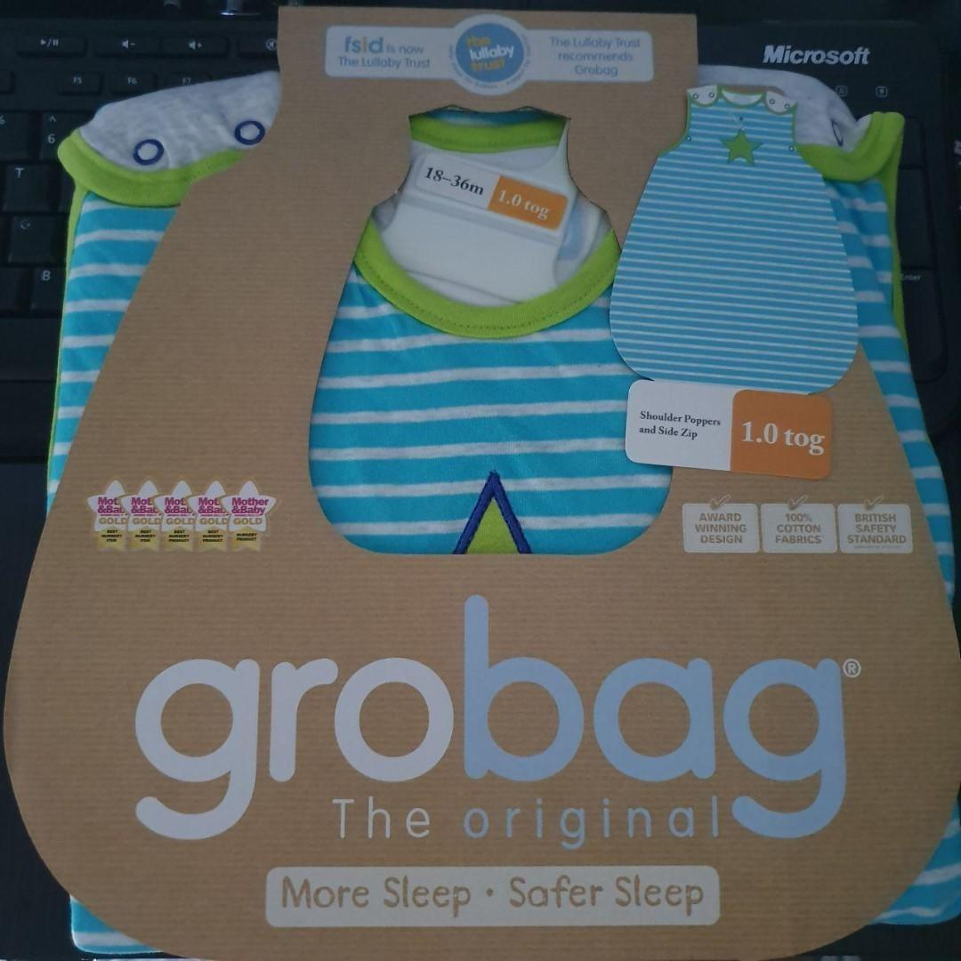 Grobag Baby Sleeping Bag 18 36 Months