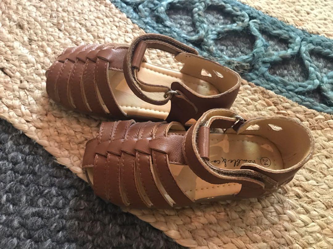 Toddler Boy sandals