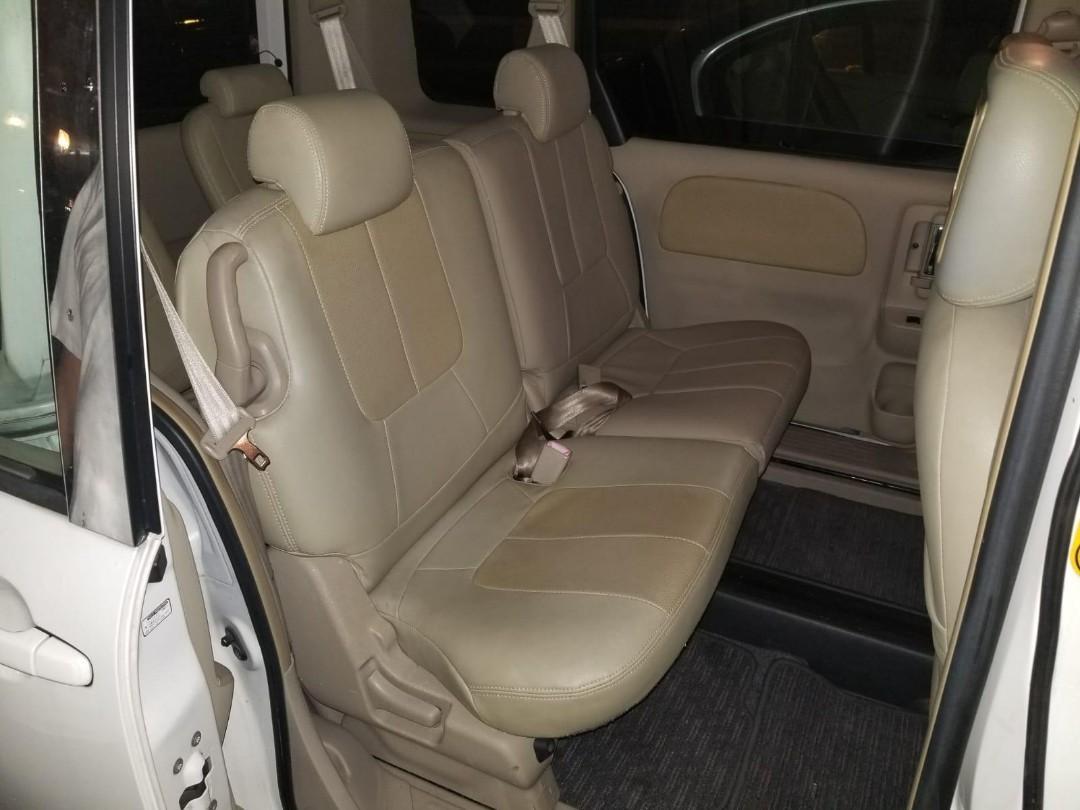Toyota Sienta G 06' 白色 7座