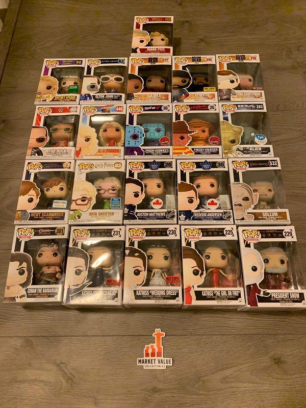 Vaulted Rare Hard to Find Funko Pops For Sale / For Trade