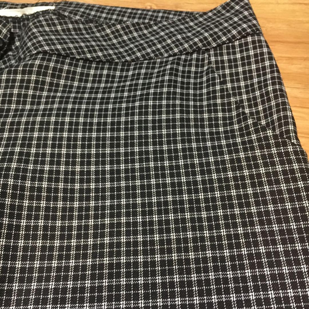 Vintage 格紋褲(A70)