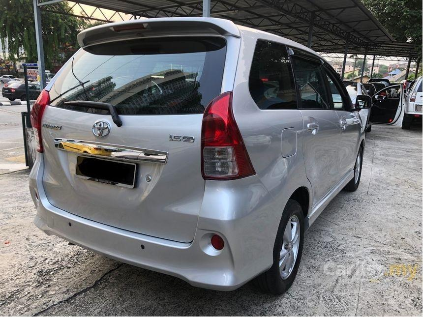 2012 Toyota Avanza 1.5 S (A) One Owner Full Spec.   http://wasap.my/601110315793/Avanza2012