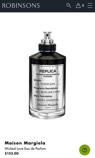 Maison Margiela Wicked Love EDP