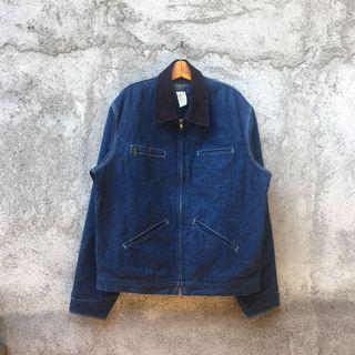 Work Jacket Oshkosh Corduroy Collar