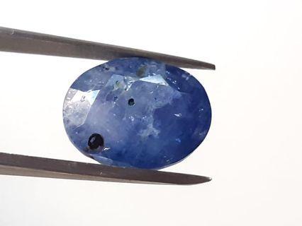 Natural Sri Lanka Blue Sapphire
