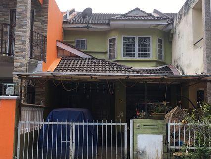 Double Storey For Rent Taman Bukit Indah, Ampang